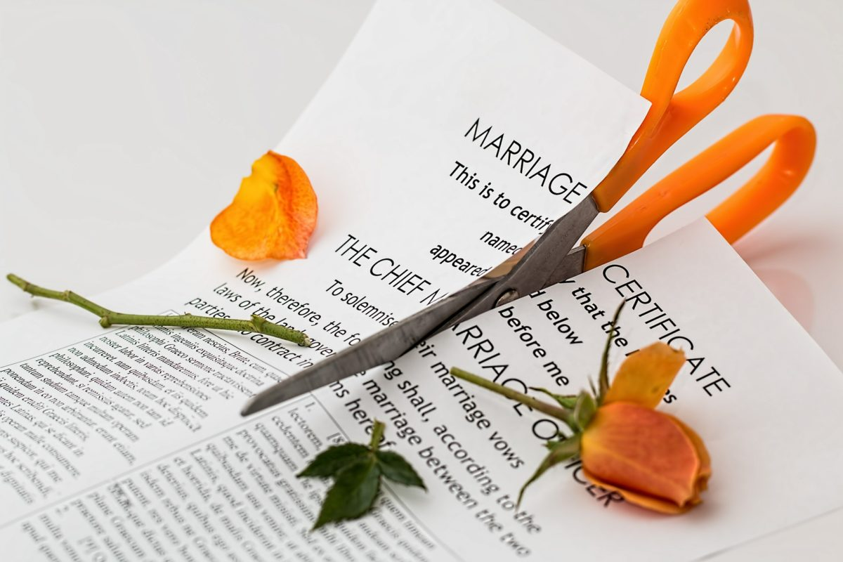 Are you getting a divorce? how to make it easier on your kids